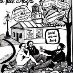 Repas commun participatif de toutes les familles de YACHAD