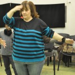 Yachad met en action Marie-Ange