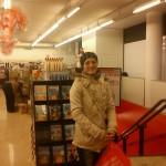 Bénévole pour la collecte alimentaire du 22 décembre 2012
