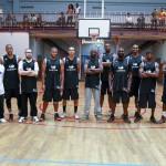 Un festival de professionnels du basket