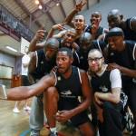 L'équipe noire